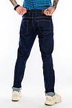 Батальные джинсы Franco Benussi FB 21-404 темно-синие, фото 6