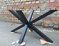 """Подстолье """"Ёж"""". каркас стола. Основание стола (труба 60×60)"""