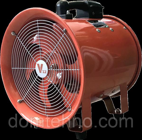 Вентилятор / нагнетатель MTM V12 - переносной