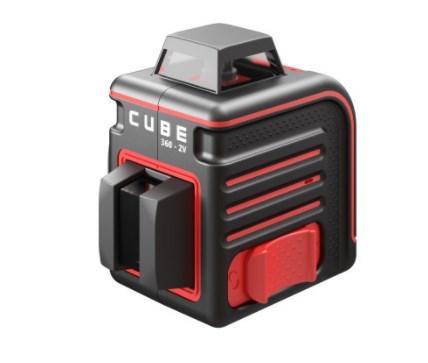Нівелір лазерний лінійний ADA Cube 360-2V Professional Edition