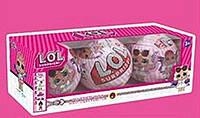 Набор три шара,куклы LOL,кукла LOL,L.O.L,куклы Лол,лол аналог