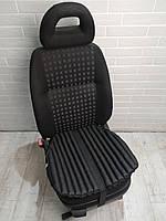 Ортопедическая подушка EKKOSEAT для сиденья от геморроя на автомобильное кресло. Универсальная.