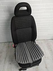 Ортопедична подушка при геморої на автомобільне крісло EKKOSEAT. Сіра, чорна, бежева. Універсальна.