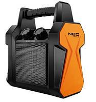 Обогреватель керамический переносной на 2 кВт Neo Tools