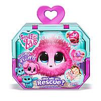 Little Live Scruff-A-Luvs Plush Mystery Rescue Pet розовая