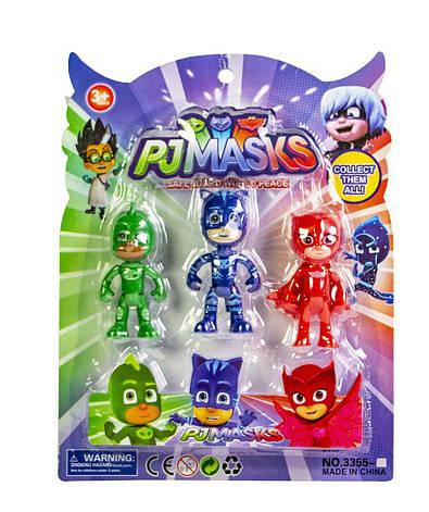 Игровой набор мультяшных героев W5250 в блистере - Игровые фигурки, роботы трансформеры, фото 2