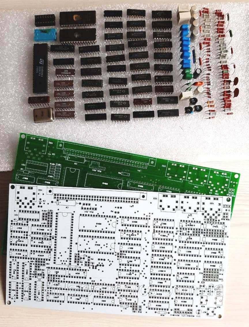 Комплект деталей для самостоятельной сборки Superfo Harlequin 128