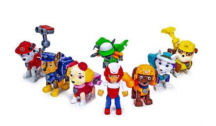 Игровой набор фигурок Щенячий патруль - Игровые фигурки, роботы трансформеры, фото 2