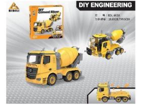 Конструктор бетономішалка BDL-603A - Конструктори