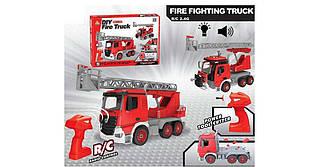 Конструктор пожежна машина BDL-610A - Конструктори