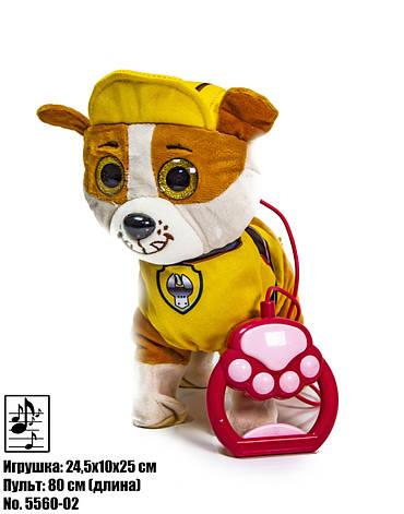 М'яка Інтерактивна Іграшка Щенячий Патруль Здоровань 5560-02 - Інтерактивні дитячі іграшки, фото 2