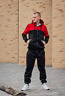 Зимний спортивный костюм Спортивные костюмы мужской теплый костюм