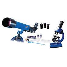 Телескопи і мікроскопи