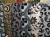 Стильное покрывало на диван (дивандек)