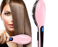 Расческа-выпрямитель Fast Hair Straightener