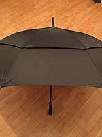 """Семейный зонт трость с системой """"Air Flow"""" купол 130 см , фото 1"""