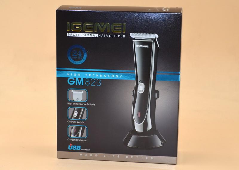 Машинка для стрижки Gemei GM823