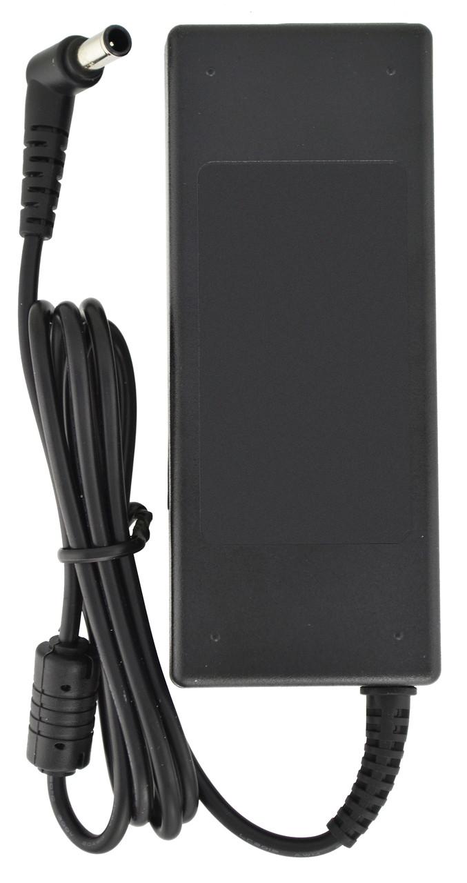 Блок питания для ноутбуков LG 19V 4.74A 90W 6.5x4.4 мм + кабель питания (5102)
