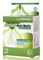 Корневое удобрение Dennerle Deponit NutriBalls для аквариумных растений, 10 шт