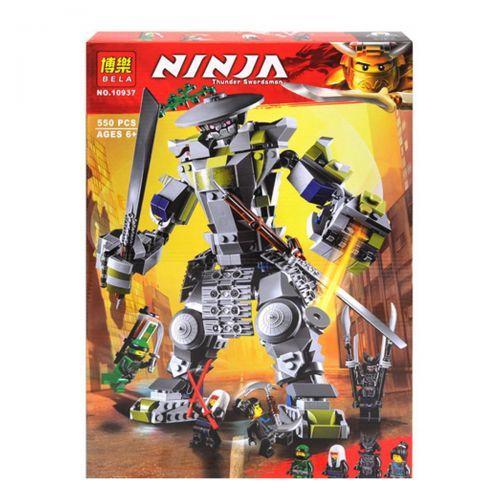 """Конструктор """"Ninja: робот"""", 550 дет"""