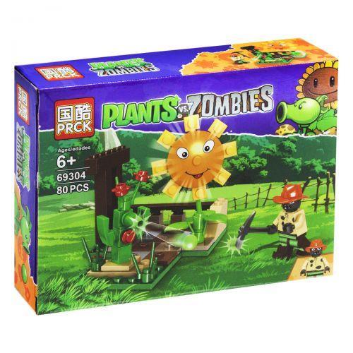 """Конструктор """"Plants vs Zombie"""", 80 дет"""