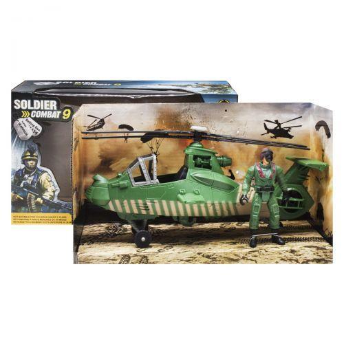 """Детский игровой набор """"Soldier Combat: Helicopter"""""""