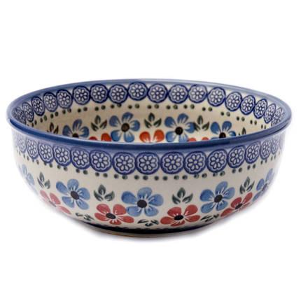 Керамическая пиала для супа, салатник 17 Bloom, фото 2