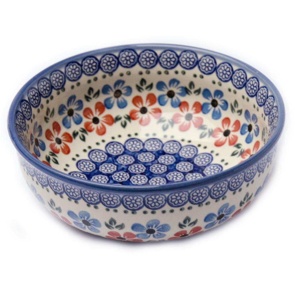 Керамическая пиала для супа, салатник 17 Bloom