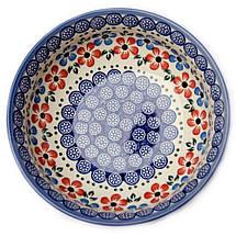 Керамическая пиала для супа, салатник 17 Bloom, фото 3
