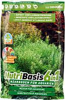 Грунтовая подкормка Dennerle Nutri Basis 6 in 1 для аквариумных растений, 2,4 кг