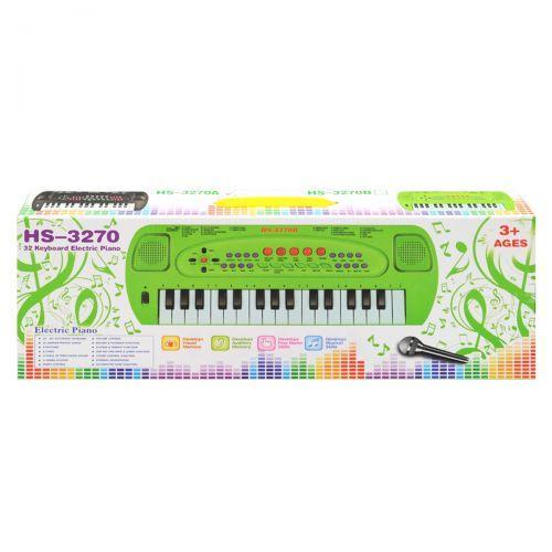 Детское пианино с микрофоном (32 клавиши)