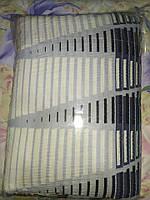 Двуспальное постельное белье жатка геометрия