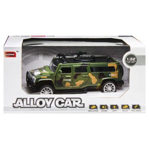 """Детская игрушечная машина """"Alloy Car"""" MB1168-1-3"""