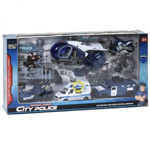 """Детский игрушечный Полицейский набор """"Sity Police"""""""