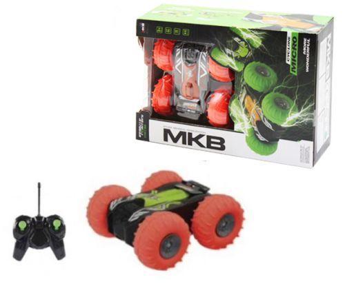 """Детская игрушечная машинка Перевертыш на радиоуправлении """"Cyclone Micro"""" (оранжевый)"""