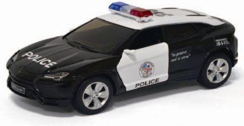 "Детская машинка KINSMART ""Lamborghini Urus (Police)"""