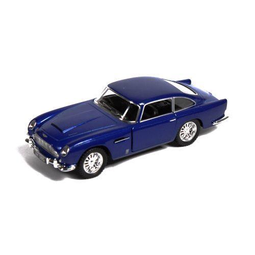 """Детская машинка KINSMART """"Aston Martin Vulcan"""" (синяя)"""