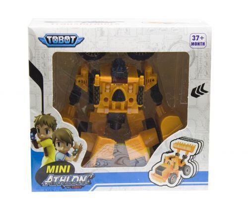 """Детский игрушечный трансформер """"Тобот mini Шовелена"""""""