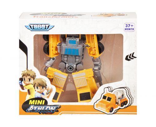 """Детский игрушечный трансформер """"Тобот mini Mixer"""""""