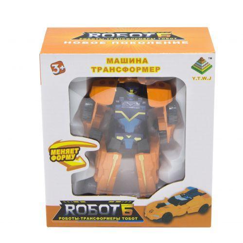 Детский игрушечный трансформер Tobot 339-18 вид 8