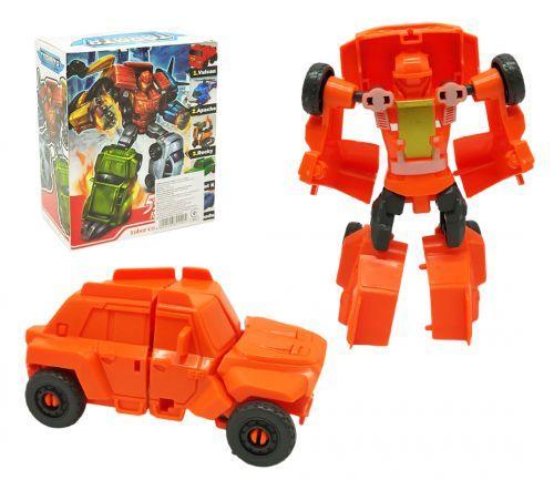 """Детский игрушечный трансформер """"Tobot mini. В"""""""