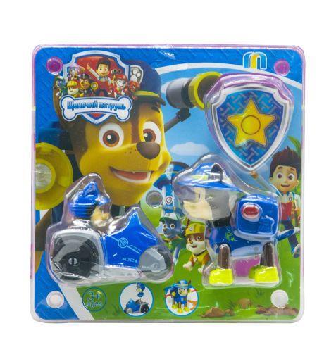 """Детская игрушка машинка с героем """"Щенячий патруль: Гончик"""""""