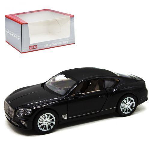 """Детская машинка металлическая """"Bentley Continental GT"""", черный"""