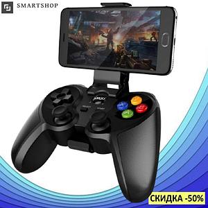 Беспроводный джойстик IPEGA PG-9078 Black - игровой джойстик (геймпад) для телефона IOS, Android
