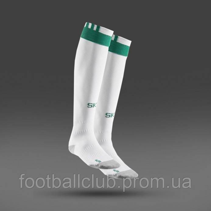 Гетры Adidas White Green B45007 M