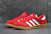 Мужские кроссовки Adidas Hamburg Red