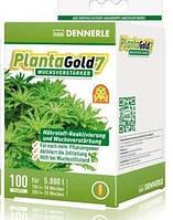 Стимулятор роста Dennerle PlantaGold 7 для всех аквариумных растений в капсулах, 100 шт, на 5000л