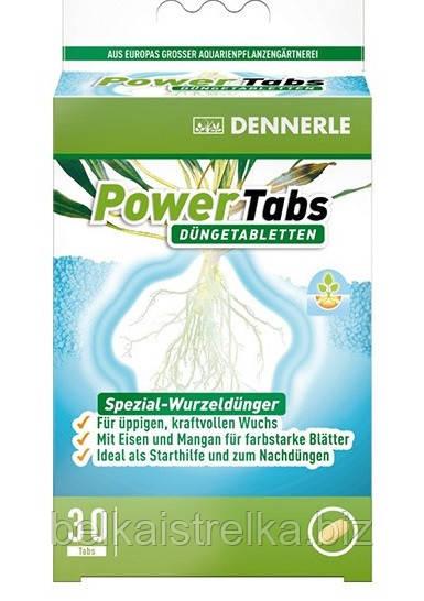 Корневое удобрение Dennerle Power Tabs для аквариумных растений, 30 шт