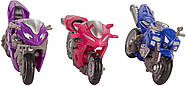 Transformers Toys  Трансформер Три Мотоцикла Арси Хромия Элита-1 Месть Падших Fallen Movie Arcee Chromia Elita, фото 5