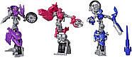 Transformers Toys  Трансформер Три Мотоцикла Арси Хромия Элита-1 Месть Падших Fallen Movie Arcee Chromia Elita, фото 7